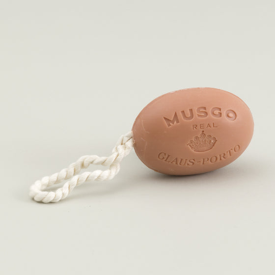 Musgo Real Soap On A Rope Spiced Citrus Image #1