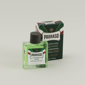 Proraso Aftershave Lotion Refreshing Toning Green Image #1