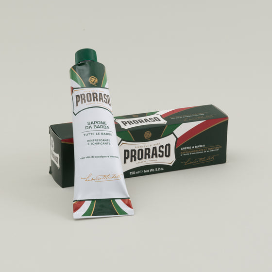 Proraso Shaving Cream Refreshing Toning Green Image #1