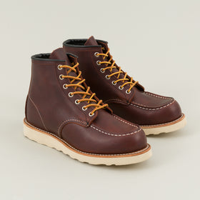 Red Wing Classic Moc Toe Boot Briar Oil Slick Image #1