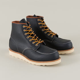 Classic Moc Toe Boot, Navy Portage