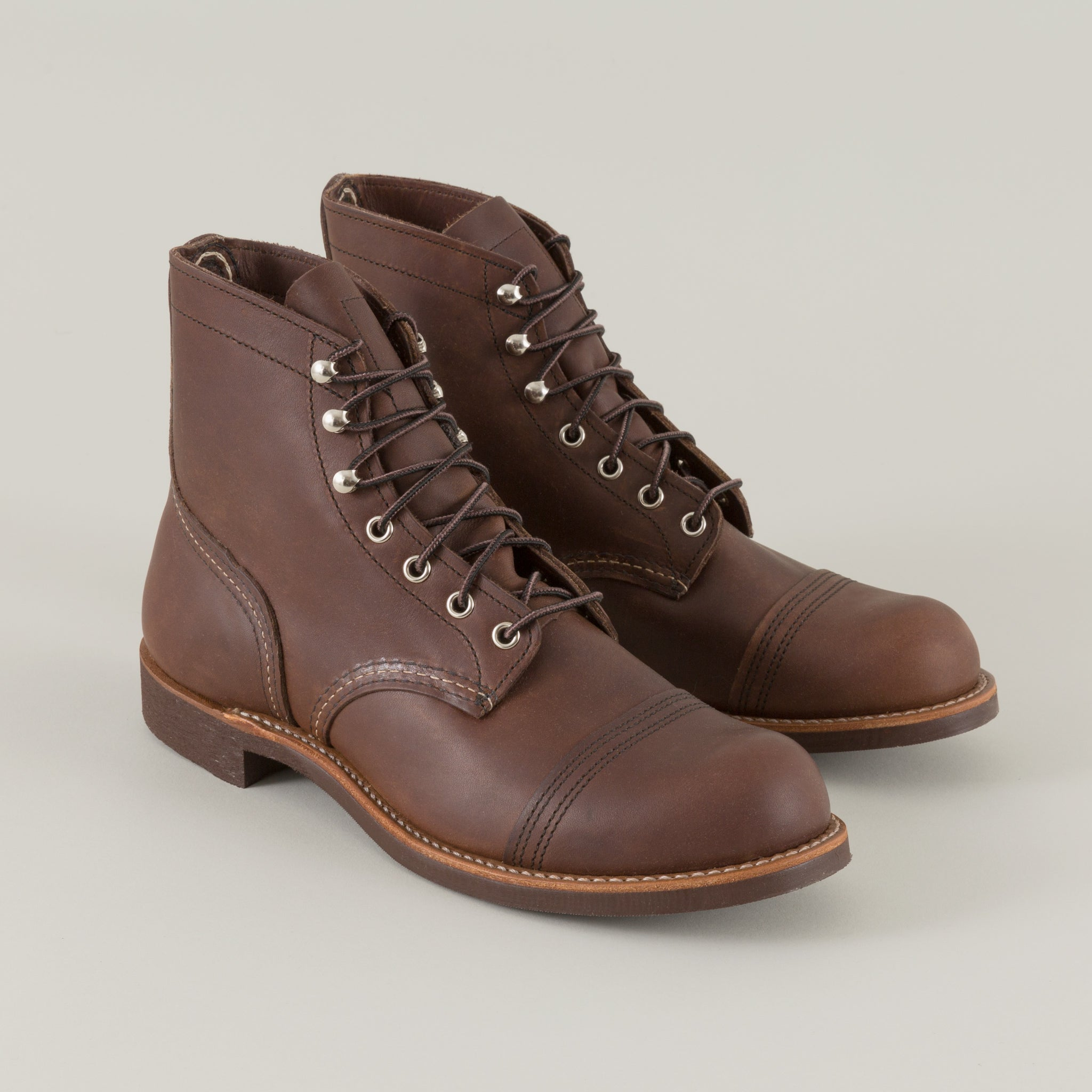 Iron Ranger Boot, Amber Harness - The
