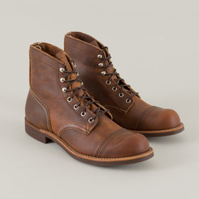 Iron Ranger Boot, Copper Rough & Tough