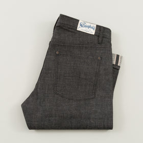 The Stronghold Jeans Original Fit 10 5 Oz Black Selvage Denim Image #1