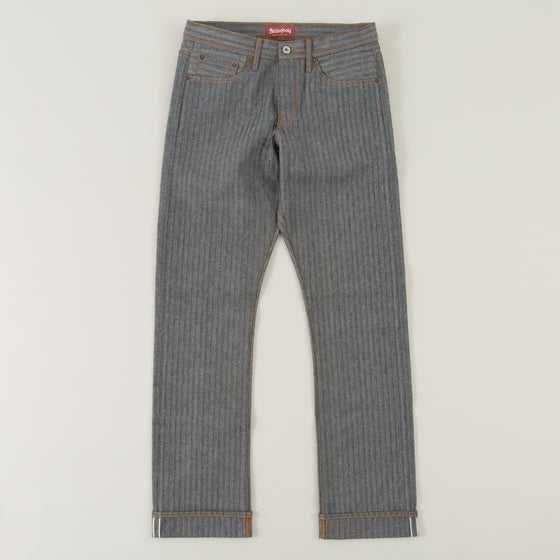 The Stronghold Jeans Original Fit 12 5 Oz Herringbone Selvage Denim Image #1