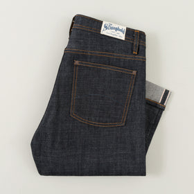 Slim Heritage, 12.5 oz Indigo Selvedge Denim