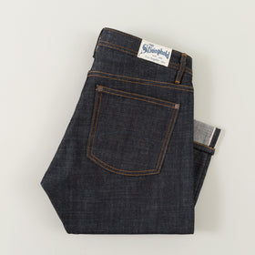 Slim Tapered, 12.5 oz Indigo Selvedge Denim