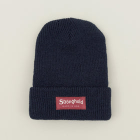 Wool Watch Cap, Navy