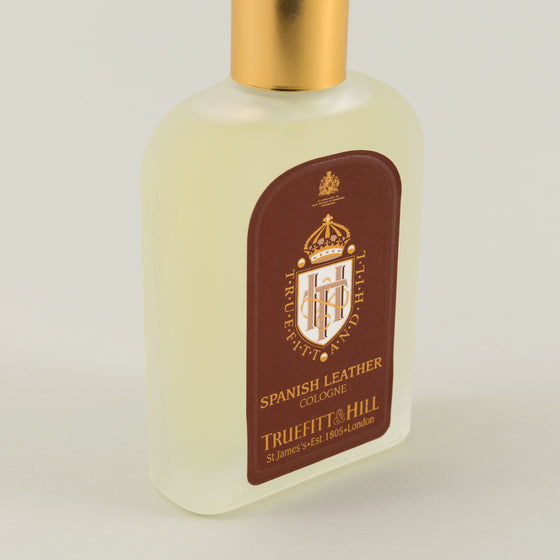 Truefitt And Hill Cologne Spanish Leather Image #1
