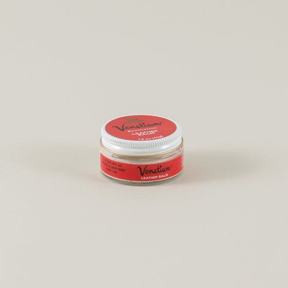 Venetian Leather Balm 1 6 Oz Jar Image #1