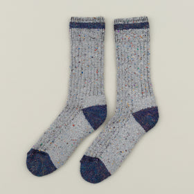 Wigwam Fireside Wool Socks Grey Image #2