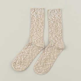 Wigwam Marled Cotton Socks Grey Image #2