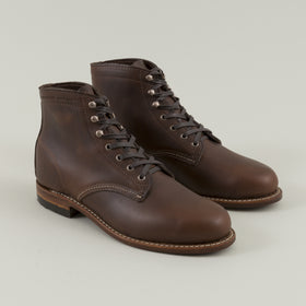 Wolverine Original 1000 Mile Boots Brown Image #1