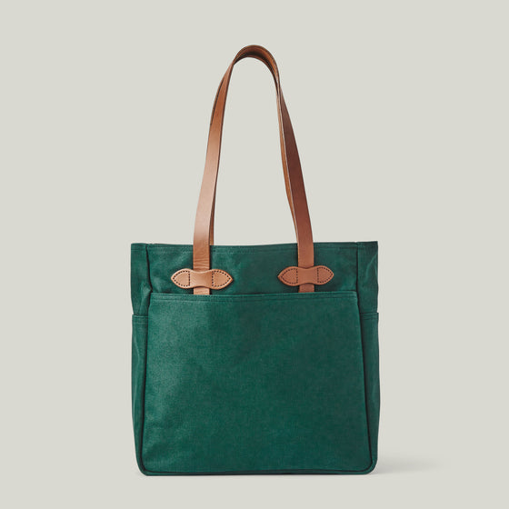 Tote Bag, Hemlock green