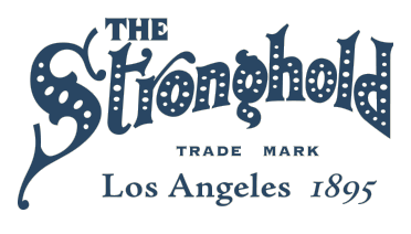 The Stronghold Footer Logo