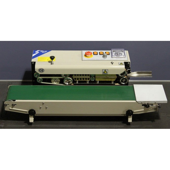RSH1525 - HORIZONTAL TABLETOP BAND SEALER W/ ANALOG THERMOMETER