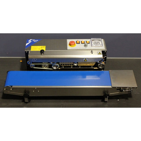 RSH1525SS-220V - STAINLESS STEEL HORIZONTAL TABLETOP BAND SEALER (220V)