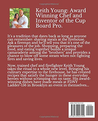 Buy Cooking With The Firehouse Chef By Keith Young – Cup