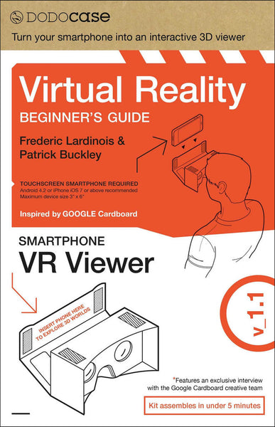 Virtual Reality Beginner's Guide