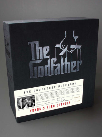 The Godfather Notebook (Signed Limited Edition)