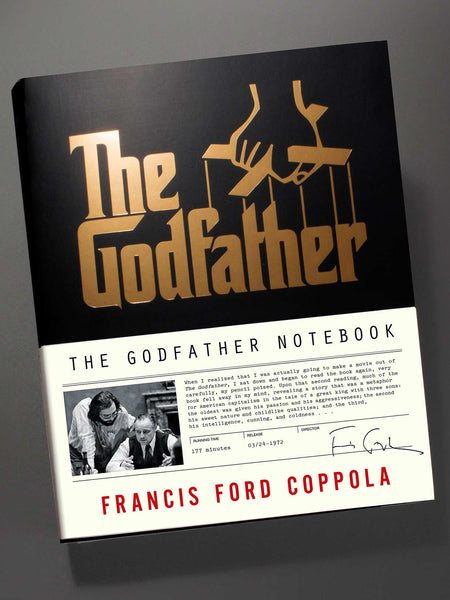 The Godfather Notebook (Classic Edition)
