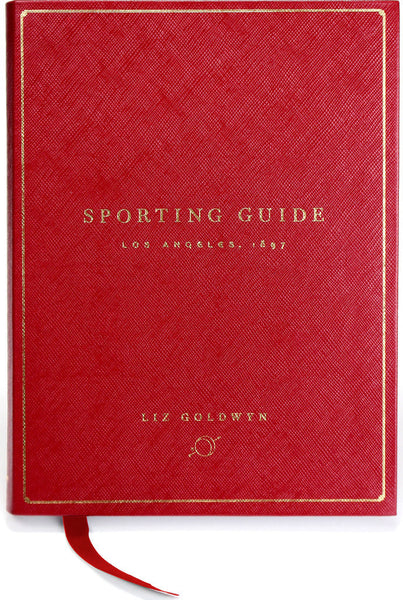 Sporting Guide: Los Angeles, 1897