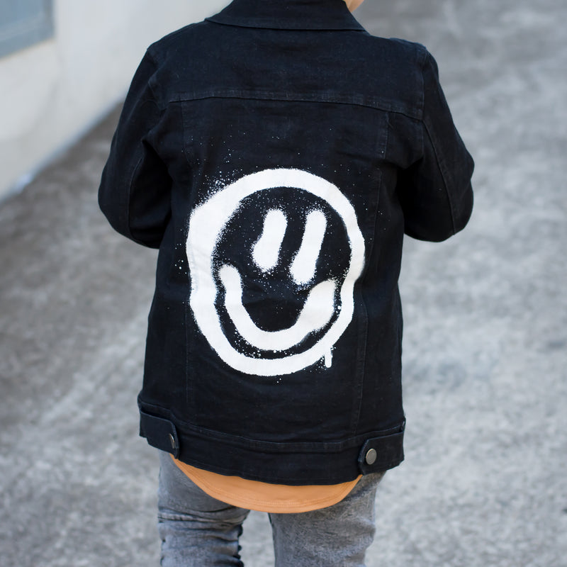 AMUSED DENIM JACKET (Sizes 1 left)