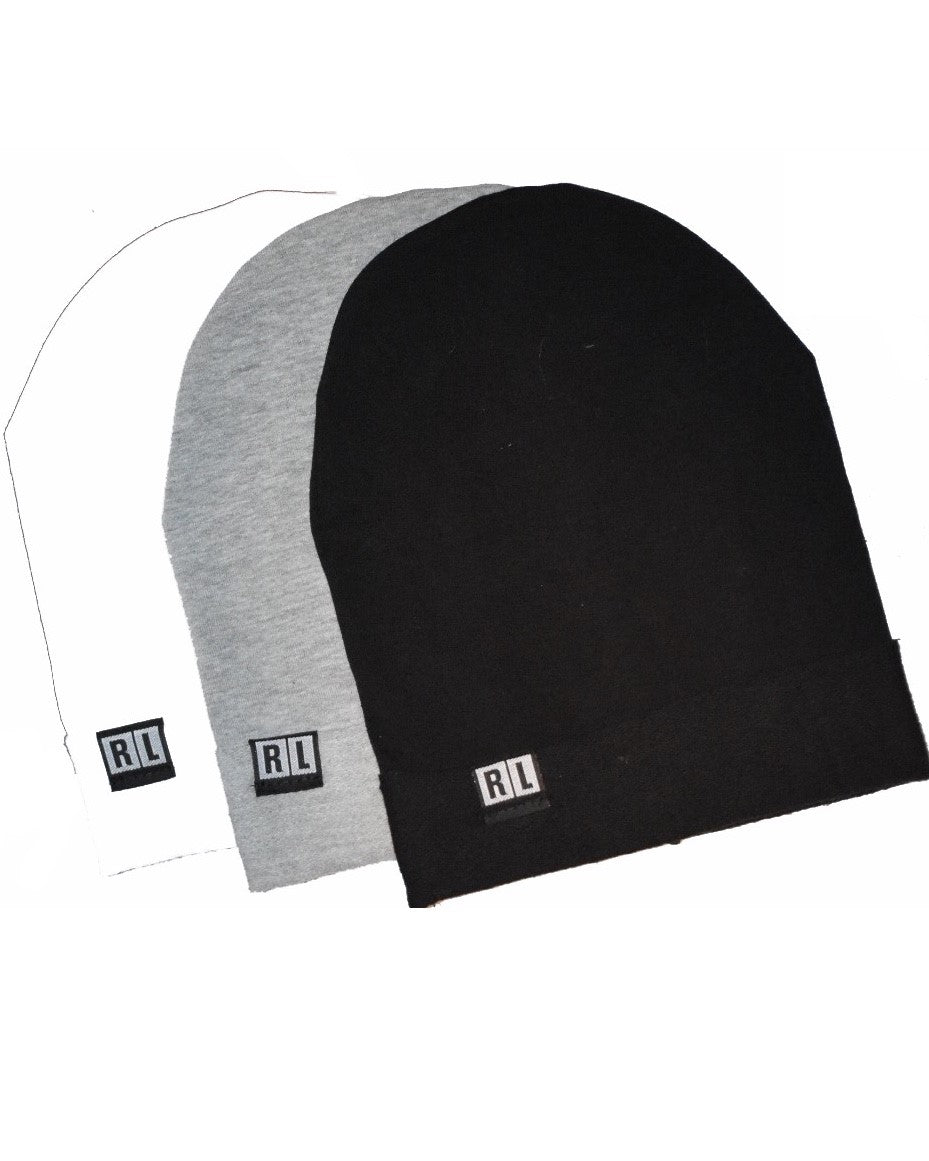 FRENCH TERRY SLOUCH BEANIE - YNG.BLD
