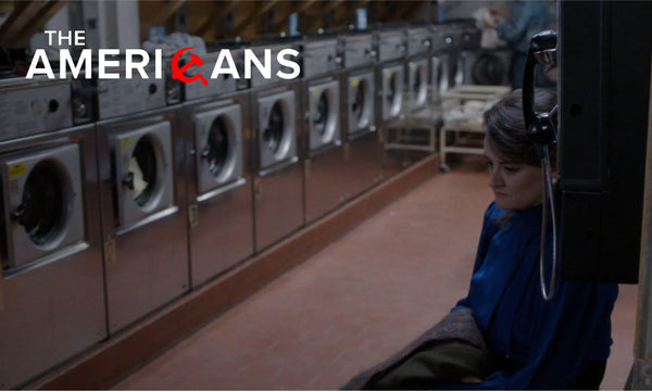 R&B laundry cart in The Americans