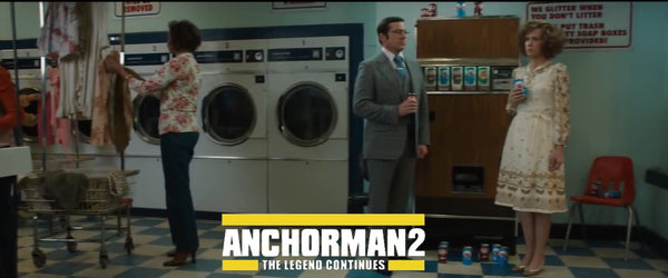 R&B Wire carts in Anchorman 2