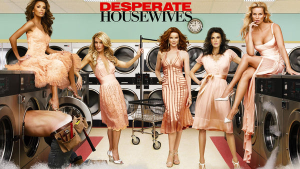 R&B Wire carts in Desperate Housewives