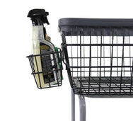 Accessory Basket for Car Wash Towel Cart & Utility Carts