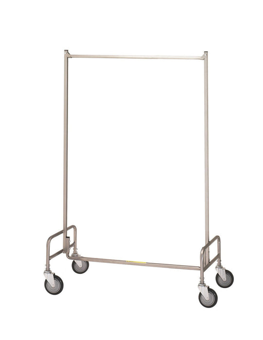 industrial portable clothes rack