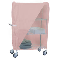 "Antimicrobial Utility Cart Cover Kit, 24"" x 36"""