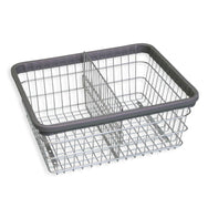 Adjustable and Removable Divider for E Basket