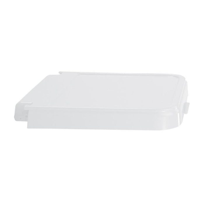 ABS Crack Resistant Replacement Lid, White