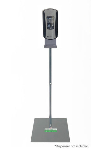 Antimicrobial Hand Sanitizer Dispenser Stand