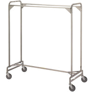 "60"" Double Garment Rack"