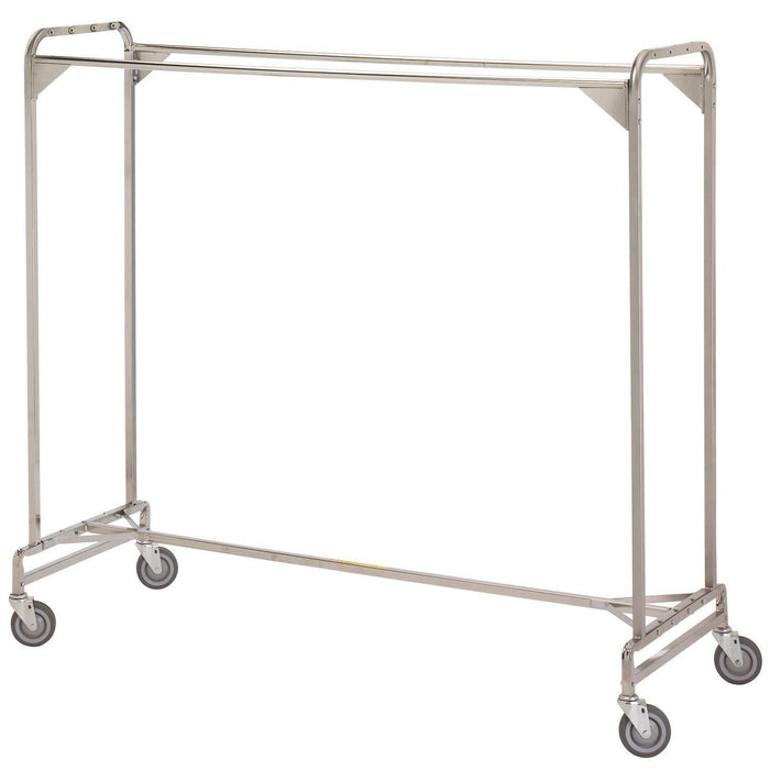 "72"" Double Garment Rack"