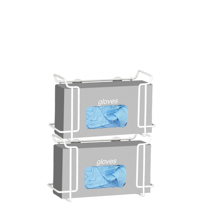 Double Wire Glove Box Dispenser