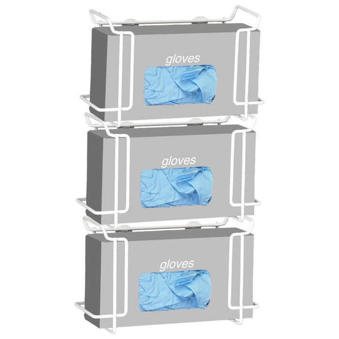 Triple Wire Glove Box Dispenser