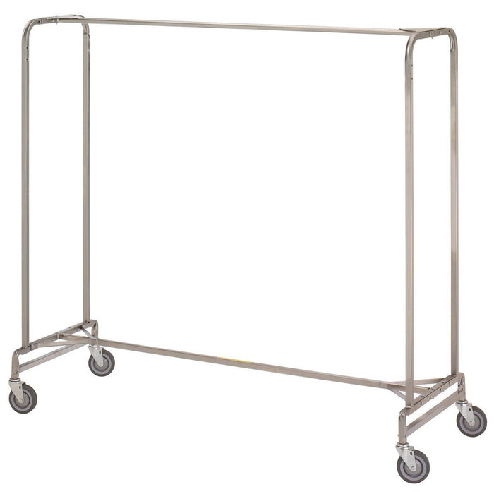 "72"" Single Garment Rack"
