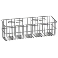 "15"" Wall Mount Storage Basket"