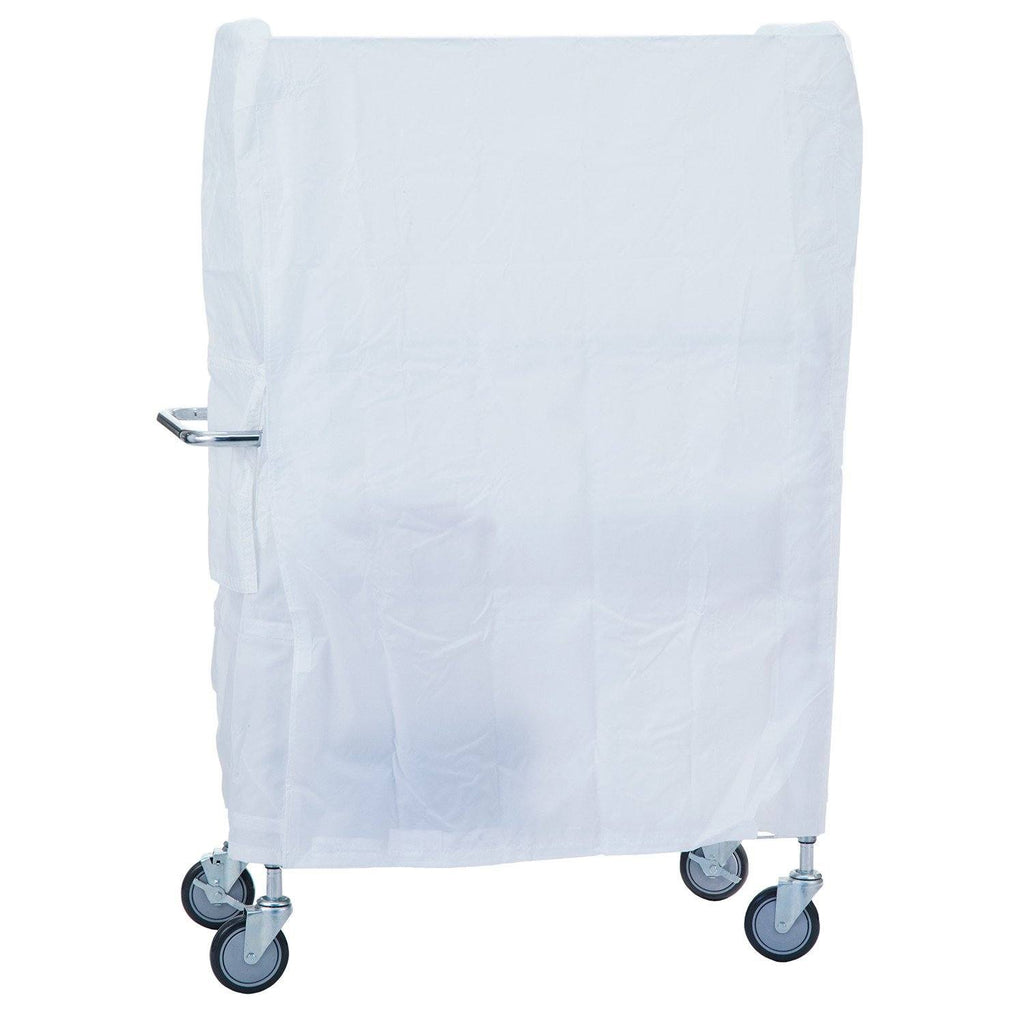 R B Wire Standard Laundry Cart.R B Large Capacity Rolling Laundry ...