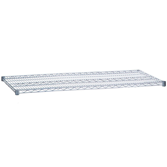Chrome Plated Wire Shelf 24 X 48
