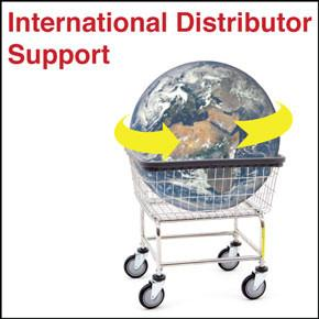 International Distributor Support