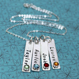 Birthstone Tags