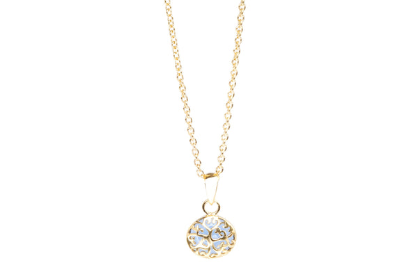 Gold Necklace Petite - EsmeLoves