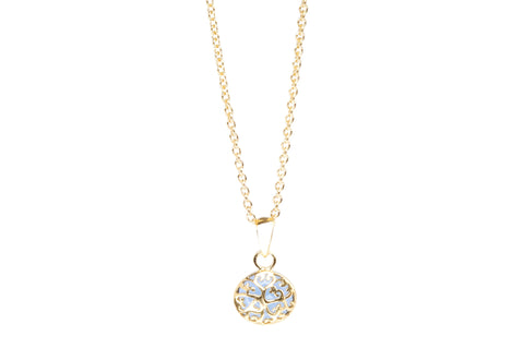 Gold Necklace Petite