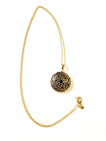Necklace Gold Grande - EsmeLoves